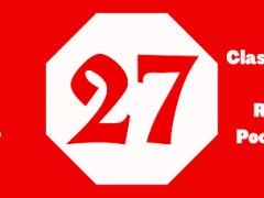 Week 27 Pool Fixtures for Sat 9 Jan 2021 – UK 2020/2021