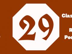 Week 29 Pool Fixtures for Sat 23 Jan 2021 – UK 2020/2021