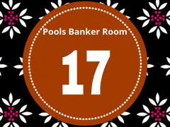 Week 17 Pool Banker Room 2020
