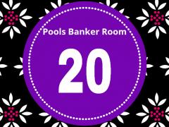 Week 20 Banker Room 2020: Sure Pool Banker Draw This Week
