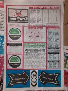 Week 21 Winstar 2020 Page 1
