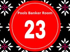 Week 23 Banker Room 2020: Sure Pool Banker Draw This Week