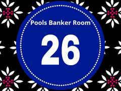 Pool Draw This Week 26; Banker Room 2021 – Sure Pool Banker Draw This Weekend