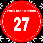 Pool Draw This Week 27; Banker Room 2021 – Sure Pool Banker Draw This Weekend