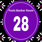 Pool Draw This Week 28; Banker Room 2021 – Sure Pool Banker Draw This Weekend