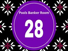 Pool Draw This Week 28; Banker Room 2021 – Sure Pool Banker Draw This Weekend