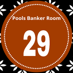 Pool Draw This Week 29; Banker Room 2021 – Sure Pool Banker Draw This Weekend
