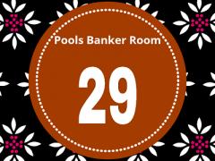 Pool Draw This Week 29; Banker Room 2021 – Sure Pool Banker Draw This Weekend