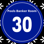 Pool Draw This Week 30; Banker Room 2021 – Sure Pool Banker Draw This Weekend