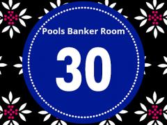 Pool Draw This Week 30; Banker Room 2021 – Sure Pool Banker Draw This Weekend