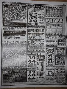 Week 31 Pools Telegraph 2021 Page 3