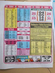 Week 32 Pools Telegraph 2021 Page 12