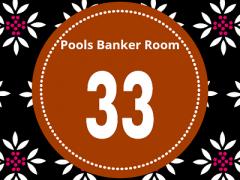 Pool Draw This Week 33; Pool Banker Room 2021 – Sure Pool Banker For This Week