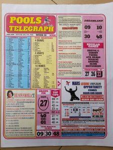 week 33 pools telegraph 2021 page 1