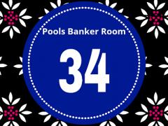 Pool Draw This Week 34; Pool Banker Room 2021 – Sure Pool Banker For This Week