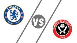 chelsea vs sheff utd. f.a. cup 2021