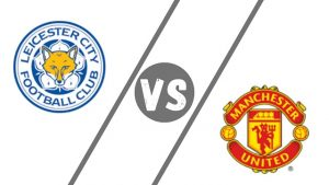 leicester vs man utd. f.a. cup 2021