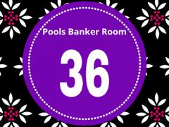 Pool Draw This Week 36; Pool Banker Room 2021 – Sure Pool Banker For This Week