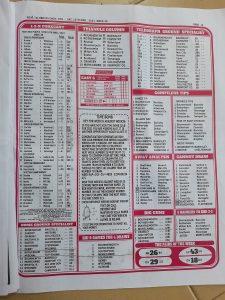 week 36 pools telegraph 2021 page 13