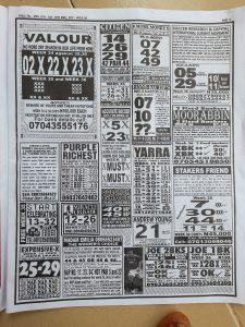week 36 pools telegraph 2021 page 3
