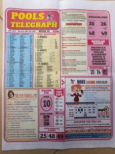 week 39 pools telegraph 2021 page 1