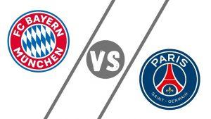 bayern munich vs psg uefa champions league 07 04 2021