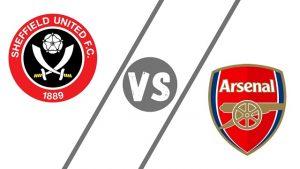 sheff utd. vs arsenal premier league 11 04 2021