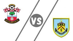 southampton vs burnley premier league 2020 2021 season
