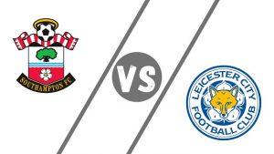 southampton vs leicester premier league 30 04 2021