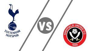 tottenham vs sheff utd premier league 02 05 2021