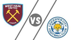 west ham vs leicester premier league 11 04 2021