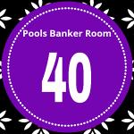 Pool Draw This Week 40; Pool Banker Room 2021 – Sure Pool Banker For This Week