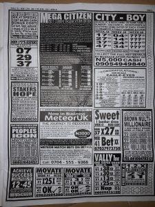week 41 pools telegraph 2021 page 3