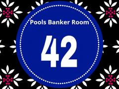 Pool Draw This Week 42; Pool Banker Room 2021 – Sure Pool Banker For This Week