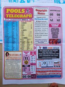 week 42 pools telegraph 2021 page 1