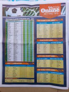 week 42 pools telegraph 2021 page 10
