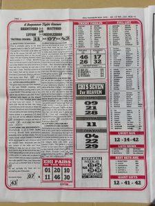 week 43 pools telegraph 2021 page 2