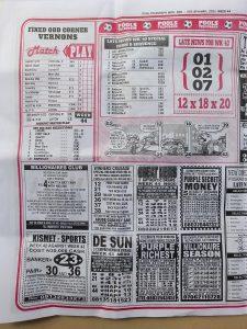 week 44 pools telegraph 2021 page 6