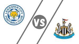 leicester vs newcaste premier league 07 05 2021