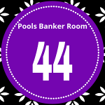 Pool Draw This Week 44; Pool Banker Room 2021 – Sure Pool Banker For This Week