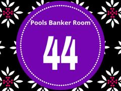 Pool Draw This Week 44; Pool Banker Room 2021 – Sure Pool Banker For This Week