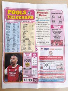 week 46 pools telegraph 2021 page 1