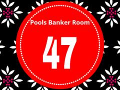 Pool Draw This Week 47; Pool Banker Room 2021 – Sure Pool Banker For This Week