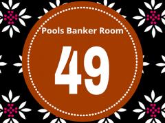 Pool Draw This Week 49; Pool Banker Room 2021 – Sure Pool Banker For This Week