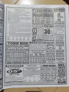 week 49 pools telegraph 2021 page 5