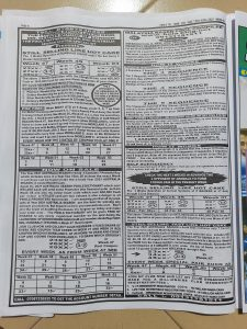 week 49 pools telegraph 2021 page 6