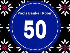 Pool Draw This Week 50; Pool Banker Room 2021 – Sure Pool Banker For This Week