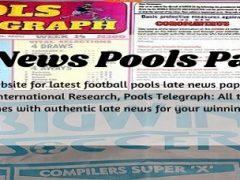 Week 50 Pool Late News Papers 2021: Bigwin Soccer, Pools Telegraph, Soccer Standard