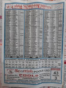 week 50 right on fixtures 2021 back page