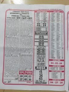 week 52 pools telegraph 2021 page 2